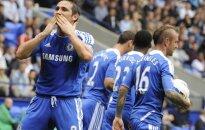 Chelsea ceturto reizi iegūst Anglijas Premjerlīgas titulu
