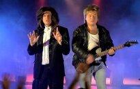 Video: 'Transleiteris' parodē 'Modern Talking' hitu
