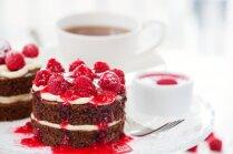 Kuldīgas restorāni svētku brīvdienās piedāvā ekspresakciju 'Kūka + kafija'