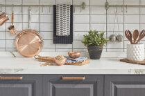 Kā iekārtot virtuvi, kas rosinātu gatavot