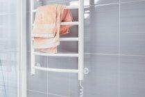 Glābiņš vannasistabā – elektriskais dvieļu žāvētājs. Kas par to jāzina