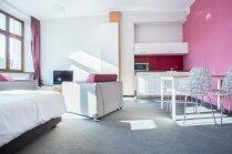 Studio tipa dzīvokļa iekārtošana – viltīgi paņēmieni, kā izmantot katru kvadrātmetru