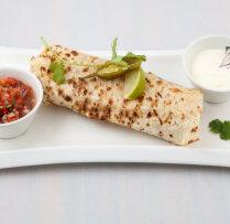 Burrito ar vistu
