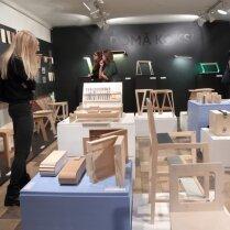 """ФОТО. """"Мыслящее дерево!"""". Будущие специалисты по дизайну мебели представили свои захватывающие идеи"""