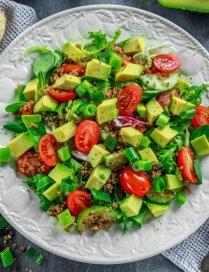 Lielā gavēņa finiša taisne: zupa, salāti un pamatēdiens pēdējai gavēņa nedēļai