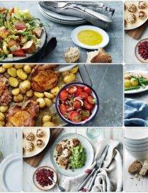 Katru dienu jauna garša: 7 maltītes, ko pagatavot nākamnedēļ