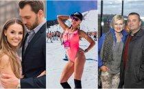 Nedēļas trakumi: plikņi Sibīrijā, Girgensona līgavas ballīte, slavenības seriāla pirmizrādē