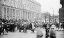 #Ziņas1991: Komunisti bažījas par Baltijas nostāšanos uz profašistiskā režīma ceļa