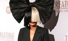 Sia объяснила причины сокрытия своего лица