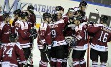 Latvijas hokejistiem pirms 2013.gada PČ arī būs astoņas pārbaudes spēles