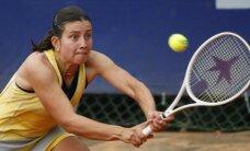 Sevastova Brazīlijā gūst pirmo WTA uzvaru kopš atgriešanās sportā; panākums arī dubultspēlē