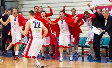 'Jēkabpils' basketbolisti uzvar LBL pastarīti LU un turpina cīņu par vietu izslēgšanas turnīrā