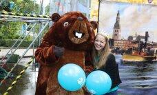 Rīgas Bebra ballītē par Latvijas gada talismanu kļūst Džudiņš