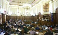 Saeimas drošības biroja vadītāja amatam pieteikušies septiņi kandidāti