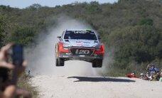 Jaunzēlandietis Haidens Padons Argentīnā izcīna savu pirmo WRC uzvaru
