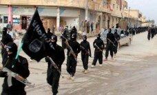 Holivudas stila video un 'Twitter': 'Islāma valsts' cīņa informatīvajā frontē
