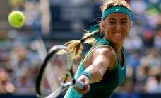 Азаренко в 1/16 финала US Open в трех сетах одолела неуступчивую немку