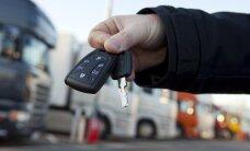 Trešo gadu tiks apbalvoti Latvijas drošākie uzņēmumu autoparki