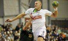 Latvijas handbola izlase Kiprā izcīna trešo uzvaru pasaules čempionāta kvalifikācijas turnīrā