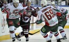 Rīgas 'Dinamo' jauno KHL sezonu iesāks mājās pret Kazaņas 'Ak Bars'