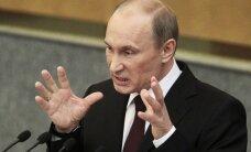 Putinam atņem godu saņemt prestižo Vācijas balvu 'Kvadriga'
