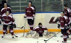 Latvijas hokeja izlase pārbaudes spēlē tiekas ar Austriju