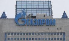 'Gazprom' neatzīst vainu EK izvirzītajās apsūdzībās par dominējošā stāvokļa izmantošanu