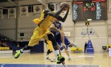 'Ventspils' basketbolistiem pārliecinoša uzvara pirmajā BBL pusfināla spēlē