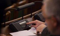 Apsūdzētu vietvalžu pilnvaras grib ierobežot pēc ģenerālprokurora vai tiesneša ziņojuma