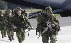 NATO starptautiskais bataljons Lietuvā varētu ierasties ap gadumiju
