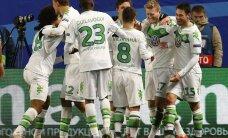CSKA bez Cauņas piekāpjas 'VfL Wolfsburg' un zaudē cerības uz UEFA Čempionu līgas izslēgšanas turnīru