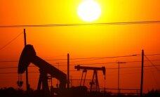 Naftas cena var sasniegt 20 dolārus par barelu, prognozē SVF
