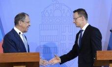Ungārija iebilst pret automātisku ES sankciju pagarināšanu pret Krieviju