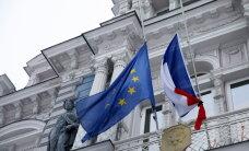 Aicina uz piemiņas brīdi pie Francijas vēstniecības