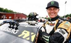 Peters Solbergs: gaidu 'World RX' Latvijas posmu!