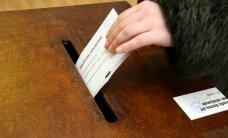 Drošības policijā pirmie signāli par balsu pirkšanu vēlēšanās