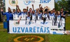 'BFC Daugavpils' izcīna ceļazīmi uz pasaulē lielāko futbola turnīru jauniešiem 'Gothia Cup'