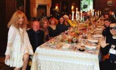 ФОТО: Алла Пугачева встретила весну в кругу близких друзей