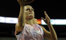 No Latvijas sieviešu izlases sastāva EČ kvalifikācijai atskaitītas trīs basketbolistes