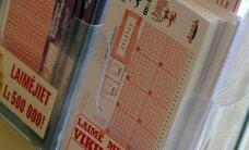 Loterijā 'Viking Lotto' Rīgā laimēti 22 124 eiro