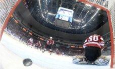 Latvijas U-18 hokeja izlase turnīru Norvēģijā sāk ar zaudējumu pret Dāniju