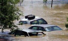 Plūdos Ķīnā šogad 59 bojāgājušie