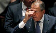 Эксперт латвийской Академии обороны: теперь глава МИД России Лавров вызывает лишь ухмылки
