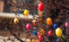 Христиане Западного мира отмечают праздник Пасхи