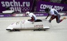 Melbārdim olimpiskajā debijā augstā piektā vieta; Zubkovs neatstāj cerības citiem konkurentiem