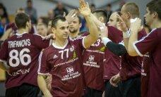 Latvijas vīriešu handbola izlase PČ kvalifikācijas izlozē būs pirmajā grozā