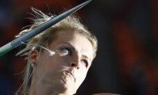 Palameika pārliecinoši labākā Latvijas čempionāta šķēpmešanas sacensībās