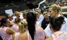 Latvijas basketbolistes tiksies ar Eiropas čempioni Franciju