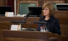 Saeimas Eiropas lietu komisiju vadīs Kalniņa-Lukaševica; ārlietu komisiju - Ražuks