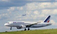 Rīgas lidostā ārkārtas nosēšanos veikusi 'Air France' lidmašīna